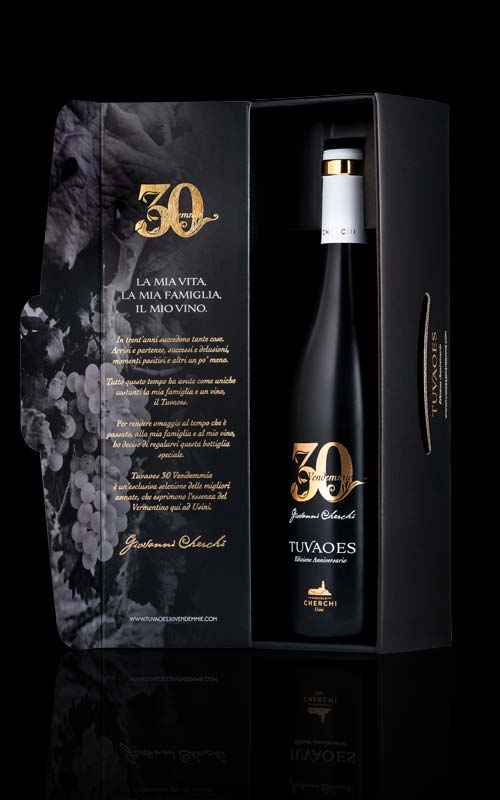 Tuvaoes 30 Vendemmie - Vinicola Cherchi