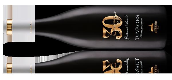 Bottiglia orizzontale - Tuvaoes 30 Vendemmie - Vinicola Cherchio